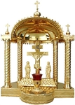 Shrine for Oblation table - 4