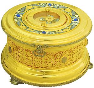 Jewelry reliquary no.1