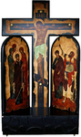 Golgotha crucifixion (Greek type)