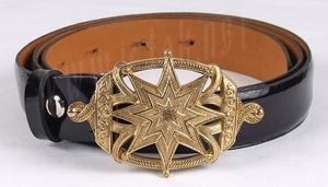Men's belt - Holy Mountain