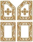 Bishop mantle plates - 2