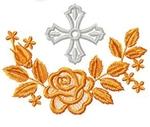 Rose custodial cover
