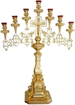 Seven-branch Altar stand - 13
