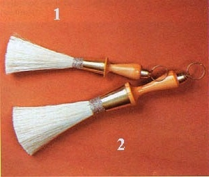 Sprinkling brush - 1