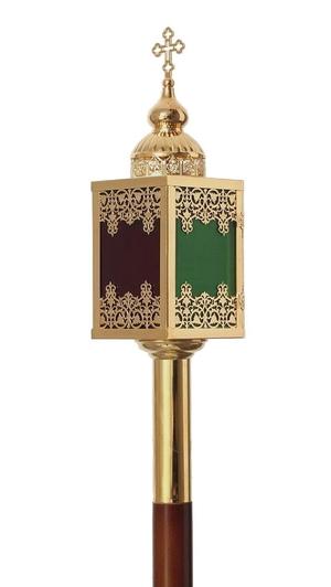 Processional Paschal lamp - 4
