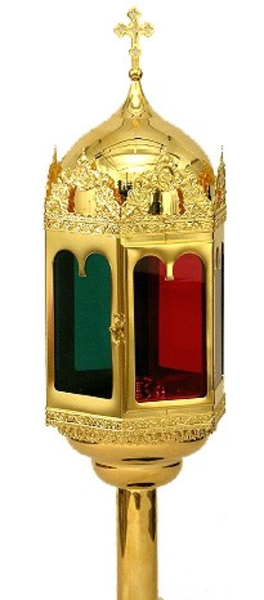 Processional Paschal lamp - 5