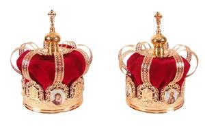Wedding crowns no.3