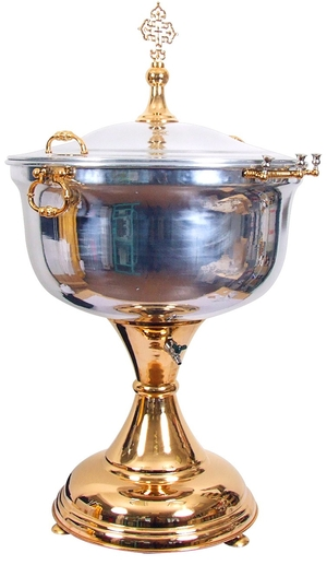Baptismal font - 1 (80 L)