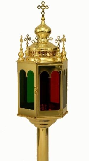 Paschal lamp - 2