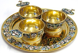 Jewelry communion set - 1