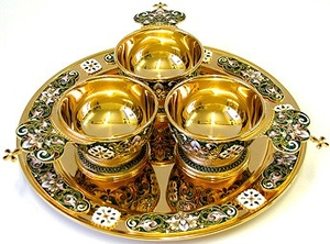 Jewelry communion set - 4