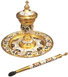 Jewelry oil vessel - 2