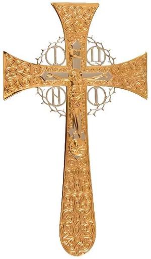 Blessing cross - Maltese no.2a