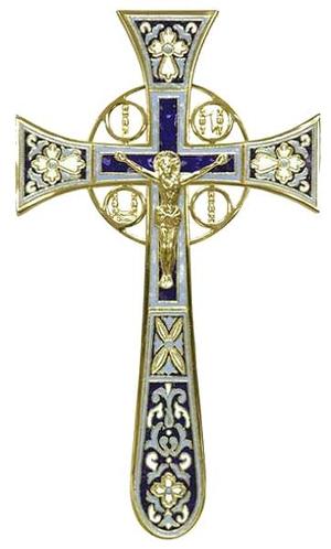 Blessing cross - Maltese no.2