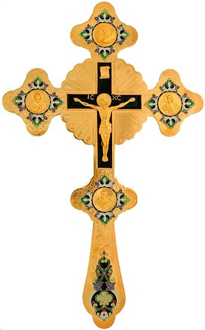 Blessing cross no.5-1