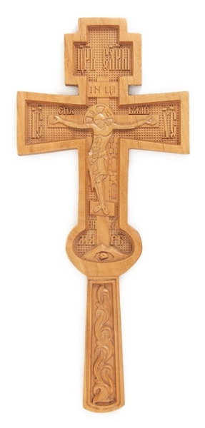 Blessing cross no.34