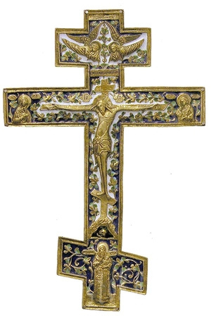 Blessing cross - 0-46