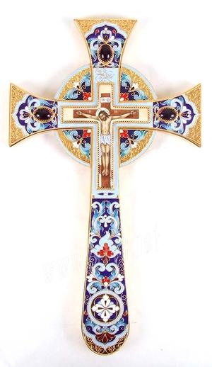 Blessing cross - Maltese