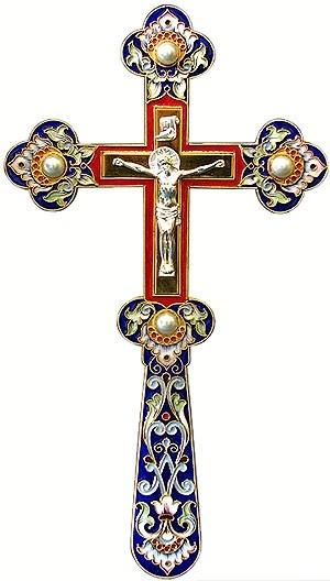 Blessing cross - 14