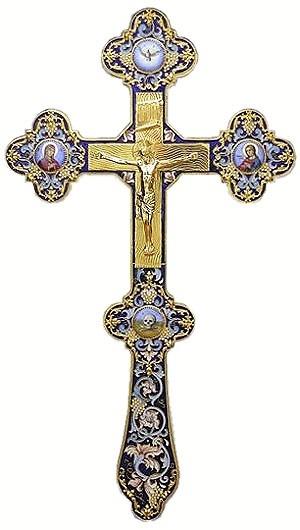 Blessing cross - 16