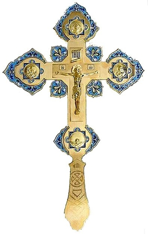 Blessing cross no.7-1