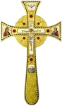 Blessing cross - 34 (Maltese)