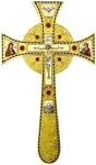Blessing cross - 34 (Maltese)