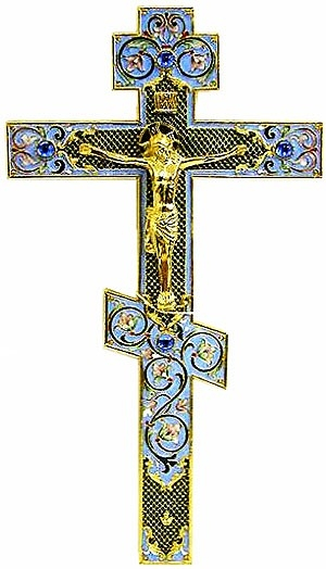 Blessing cross - 35