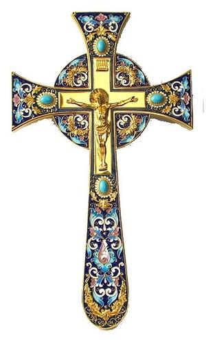 Maltese blessing cross - 2
