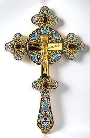 Blessing cross - 2
