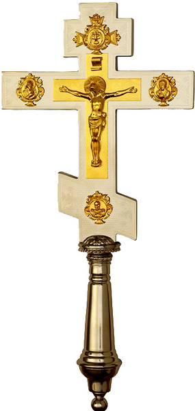 Blessing cross no.8-4