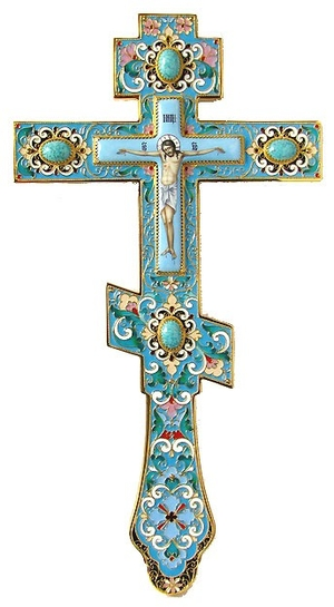 Blessing cross - 36a