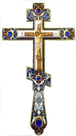 Blessing cross - 36c