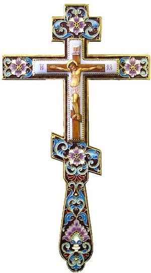 Blessing cross - 36d
