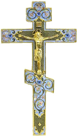 Blessing cross - 35c