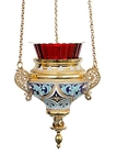 Vigil lamps: Oil lamp - 4