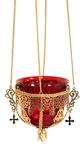 Vigil lamps: Oil lamp no.67