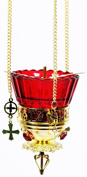 Vigil lamps: Oil lamp - 22