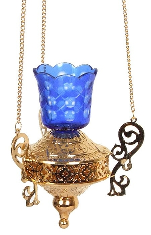 Vigil lamps: Oil lamp - 31