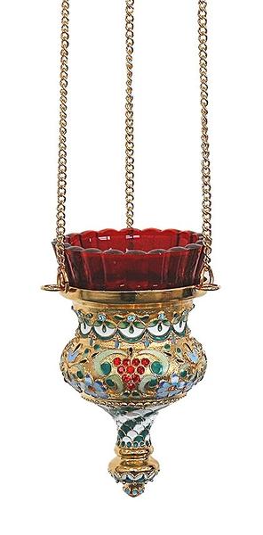 Vigil lamps: Oil lamp - 37