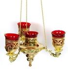 Vigil lamps: Oil lamp - 42