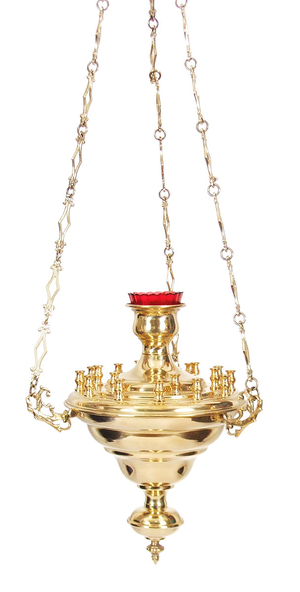 Vigil lamps: Oil lamp - 60