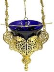 Vigil lamps: Oil lamp no.28