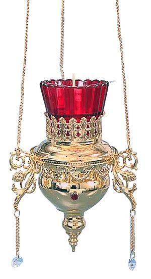 Vigil lamps: Oil lamp no.36