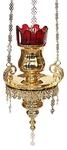 Vigil lamps: Oil lamp no.53