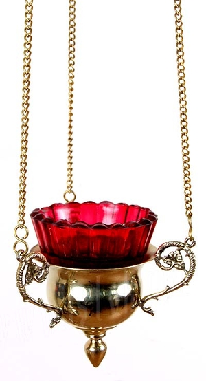 Vigil lamps: Oil lamp - 180