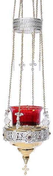 Vigil lamps: Oil lamp no.47a