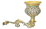 Vigil lamps: Oil lamp - 70 (filigree)
