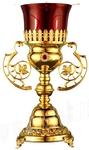 Vigil lamps: Oil lamp - no.5