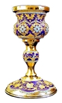 Vigil lamps: Oil lamp for Holy table - 1
